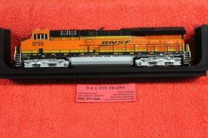 497101S Intermountain HO scale BNSF ET44AC diesel engine DCC
