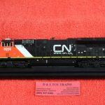 497102S Intermountain HO scale ET44AC diesel engine DCC