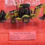 85143 Die Cast Masters 1:50th scale Cat 420E backhoe with tools