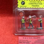 90-0480 First Gear 1:50th scale Construction Figures