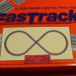 12030 Lionel O scale 3 rail Fastrack figure 8 track pack