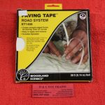 1455 Woodland Scenics all scales Paving tape