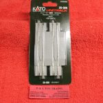 """20-026 Kato N scale Unitrack 4 7/8"""" rerailer track"""