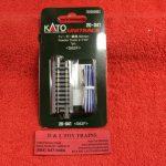 "20-041 Kato N scale 2 7/16"" Terminal track"