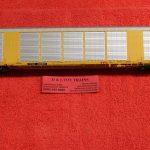 20006442 Atlas HO scale TTX Gunderson auto rack car