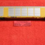 20006443 Atlas HO scale TTX Gunderson auto rack car