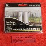 2252 Woodland Scenics transformer connect set