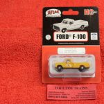 30000127 Atlas HO scale Canadian Pacific Ford F-100 pickup truck