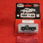 30000133 Atlas HO scale British Columbia 1973 Ford F-100 pickup truck