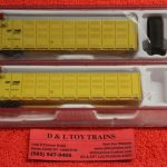 50005187 Atlas N scale Norfolk Southern articulated auto carrier car
