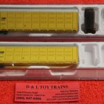 50005189 Atlas N scale Norfolk Southern articulated auto carrier car