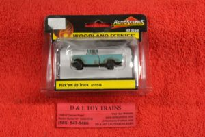 5534 Woodland Scenics 1:87th scale Pick'em truck