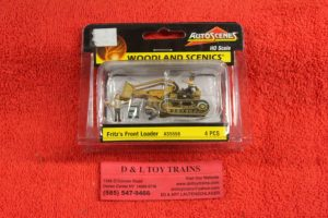 5558 Woodland Scenics 1:87th scale Fritz's front loader