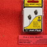 5663 Woodland Scenics O scale Entry lights