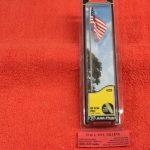 5952 Woodland Scenics all scales Large flag pole