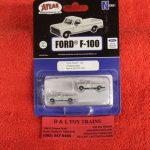 60000090 Atlas N scale Undecorated 1973 Ford F-100 pickup trucks