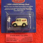 87-008 American Heritage 1:87th scale Goodenough's Dairy delivery truck