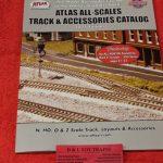 104-4 Atlas all scale track catalog