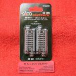 20-091 Kado N scale Unitrack Straight track assorment pack