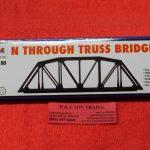 2571 Atlas N scale Code 80 Truss bridge kit