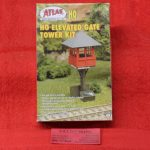 701 Atlas HO scale Elevated gate tower kit