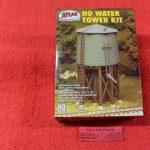 703 Atlas HO scale Water tower kit