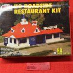 760 Atlas HO scale Roadside restaurant kit