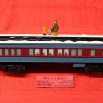 84602 Lionel O scale 3 rail Polar Express Disappearing hobo car