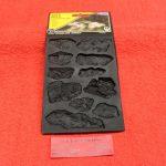 1231 Woodland Scenics Surface rocks rock mold