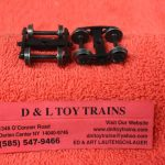 190000 Atlas HO scale Roller bearing caboose trucks