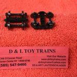 192000 Atlas HO scale 70 Ton friction bearing trucks