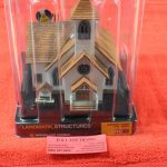 5041 Woodland Scenics HO scale Community Church