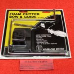 1437 Woodland Scenics Foam cutter bow and guide