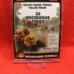 "1576 Woodland Scenics 2""-3"" fall color trees"