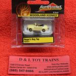 5327 Woodland Scenics N scale Rodger's rag top