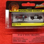 5333 Woodland Scenics 1:160th scale Willie's warning