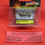5346 Woodland Scenics 1:160th scale Paul's Fresh produce truck