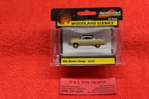 5522 Woodland Scenics 1:87th scale Billy Browns Coupe car